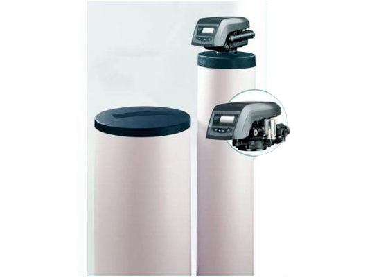 Filters Central domestic water softener