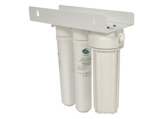 Filters Filtration – 1 cartridge and 2 filters